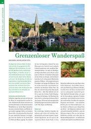 Grenzenloser Wanderspaß - Tourist Information Bitburger ...