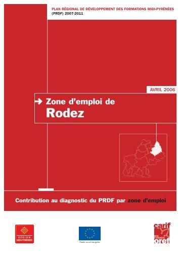 Rodez - Carif Oref Midi-Pyrénée