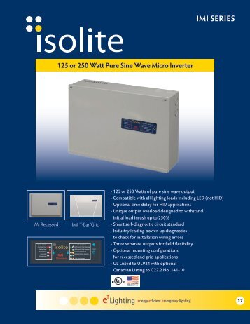 spec sheet?quality=85 8 free magazines from isolite com  at fashall.co