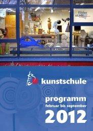 Treffpunkt Kultur« 2012/13 in Leinfelden - Stadt Filderstadt