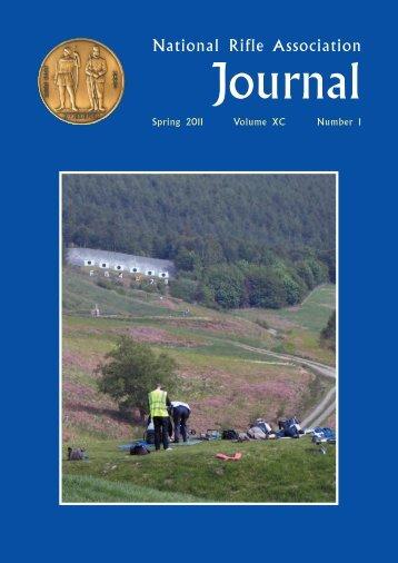 NRA Journal - Spring 2011 - National Rifle Association