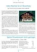 Offizielles Mitteilungsblatt der Gemeinde Spiez und der Vereine von ... - Page 6