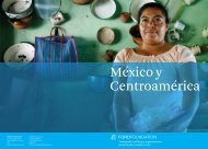 México y Centroamérica - Ford Foundation