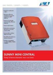 SMA Inverter SMC7000HV