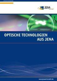 Optische Technologien aus Jena - deutsch - Jenawirtschaft.de