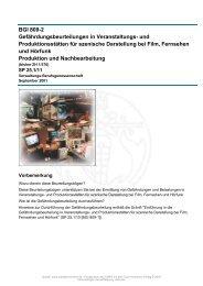 BGI 809-2 - beim Carl Heymanns Verlag