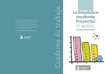 La Estadística mediante Proyectos - Gobierno de Canarias