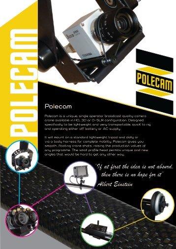 Download actual Polecam Broshure - Kamtek