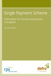 update07 04.pdf - The Rural Payments Agency - Defra