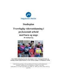 Studieplan VBU 2012.pdf - Høgskolen i Molde