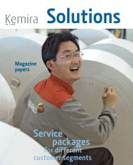 Solutions - Kemira