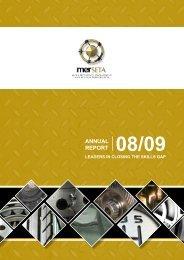 AnnuAl REPORT 08/09 - Automotiveonline.co.za