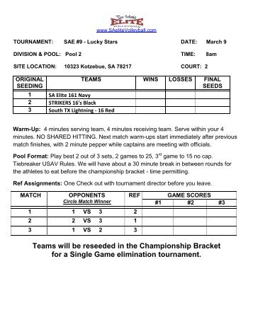Exelent Blank Tournament Bracket Template Embellishment  Resume