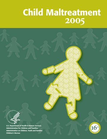 Child Maltreatment 2005 - Administration for Children and Families