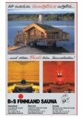 Indikationen für die Sauna - für richtiges Saunabaden - Seite 2