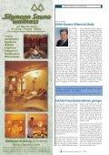 Indikationen für die Sauna - für richtiges Saunabaden - Seite 4