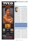 Indikationen für die Sauna - für richtiges Saunabaden - Seite 6