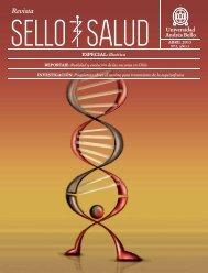 Revista Sello y Salud N°3 - Universidad Andrés Bello