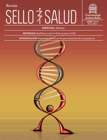 Revista Sello y Salud N°3 - Universidad Andrés Bello