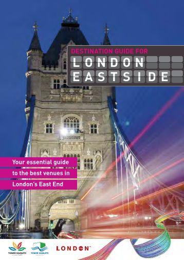 LE Destination Guide 2011 - London & Partners
