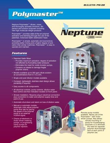 Neptune Polymaster - PSG Dover