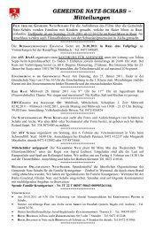 Pfarrbrief Nr. 3/2011 (192 KB) - .PDF