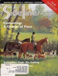 Sidelines - November 2010 - Phelps Media Group