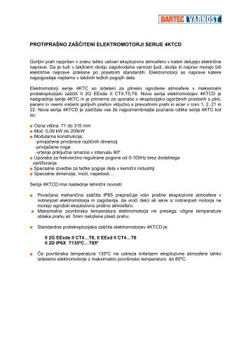 4KTCD članek (PDF 2,7 MB) - BARTEC VARNOST doo
