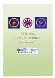 DOSSIER DE COMUNICACIONES - Scouts Sant Yago