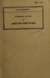 Airplane structures - SprueMaster