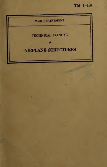 Airplane structures - SprueMaster