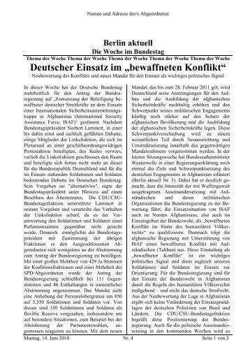 Berlin Aktuell _4_ 2010.pdf - Widmann-Mauz, Annette