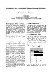 Comparison of Heuristic Algorithms in Functions Optimization and ...