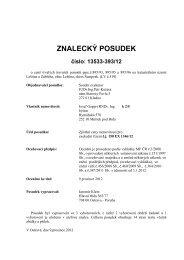 Posudek č. 13533-393/12 - OKdrazby.cz