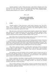 PLAN intervencija u zaštiti okoliša za Osječko-baranjsku županiju