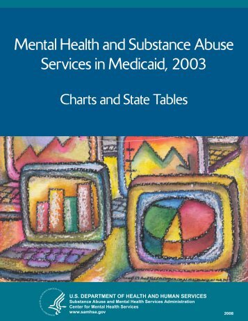Mental Health and Substance Abuse Services in Medicaid, 2003