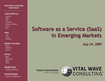 Download accompanying PDF - Vital Wave Consulting