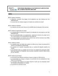 cliquant ici - Agence de la santé et des services sociaux de la Mauricie