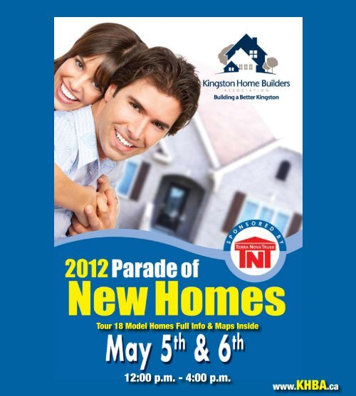 Parade of New Homes Builder Profiles - Kingston Home Builders