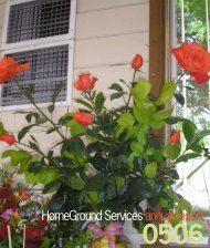 Annual Report 05/06 - HomeGround Services