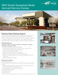 Building - Phoenix-Mesa Gateway Airport