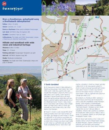 Gwaenysgor - Denbighshire Countryside Service