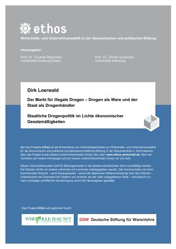 Dirk Loerwald - ethos