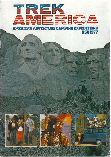 Download 1977 brochure pdf (1.5 MB) - Trek America