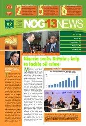 NOG 13 - Edition 2 - Nigeria Oil & Gas