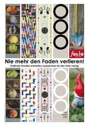 Nie mehr den Faden verlieren! Südtiroler Künstler entwerfen ...