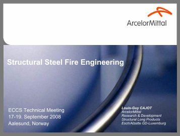 Structural Steel Fire Engineering