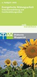 eeb nordrhein - Hospiz-Stiftung Wuppertal