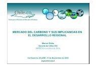 mercado del carbono y sus implicancias en el desarrollo ... - JELARE