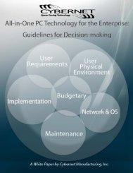 Download PDF - Cybernet